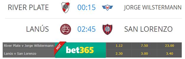 Copa Libertadores cuartos con bet365 código del bonus