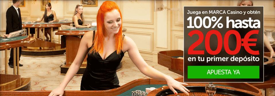 Casino en Vivo Marca Apuestas