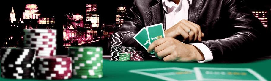 Jugando al casino en bet365