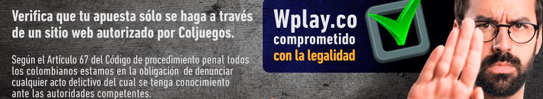 Wplay y ColJuegos
