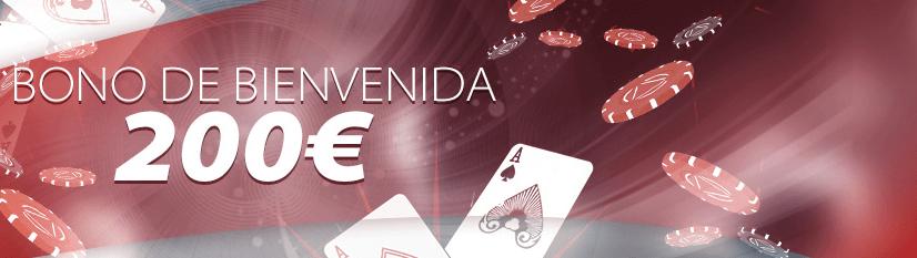 Bono de Bienvenida Casino