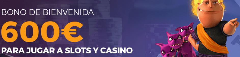 Bono de Bienvenida PASTÓN Casino