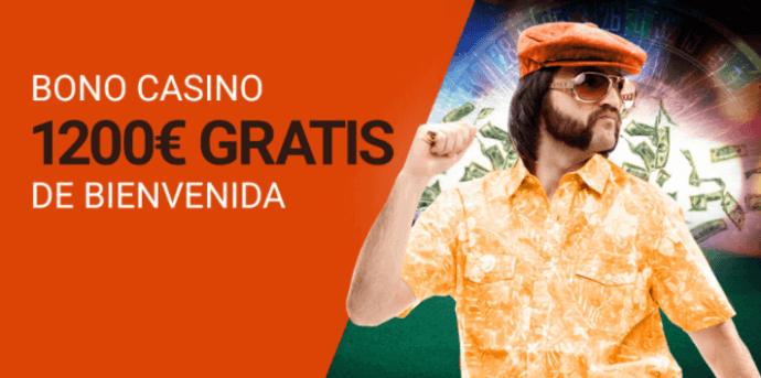1200€Bono Luckia casino