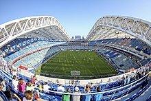 Estadio Fisht de Sochi