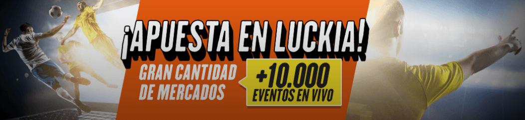 Código Promocional Luckia Colombia
