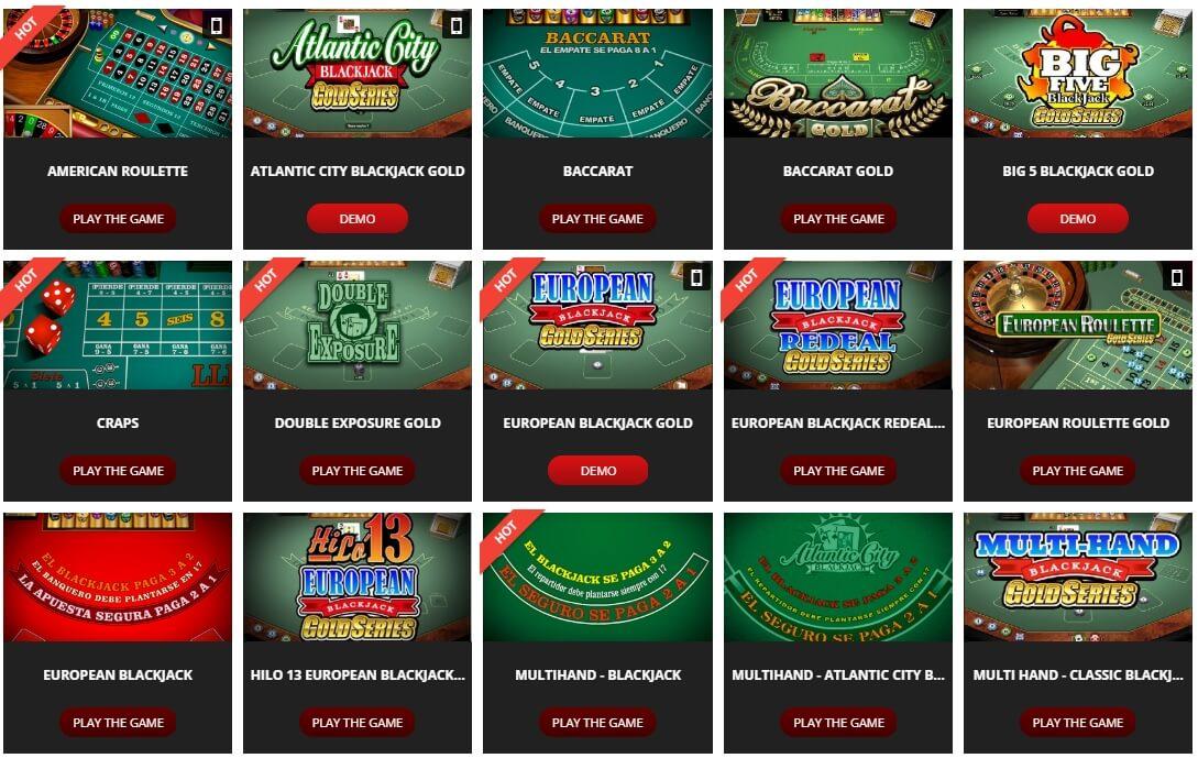 Bono de verificación Casino