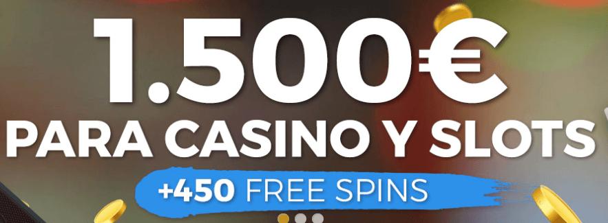 Bono Pastón Casino