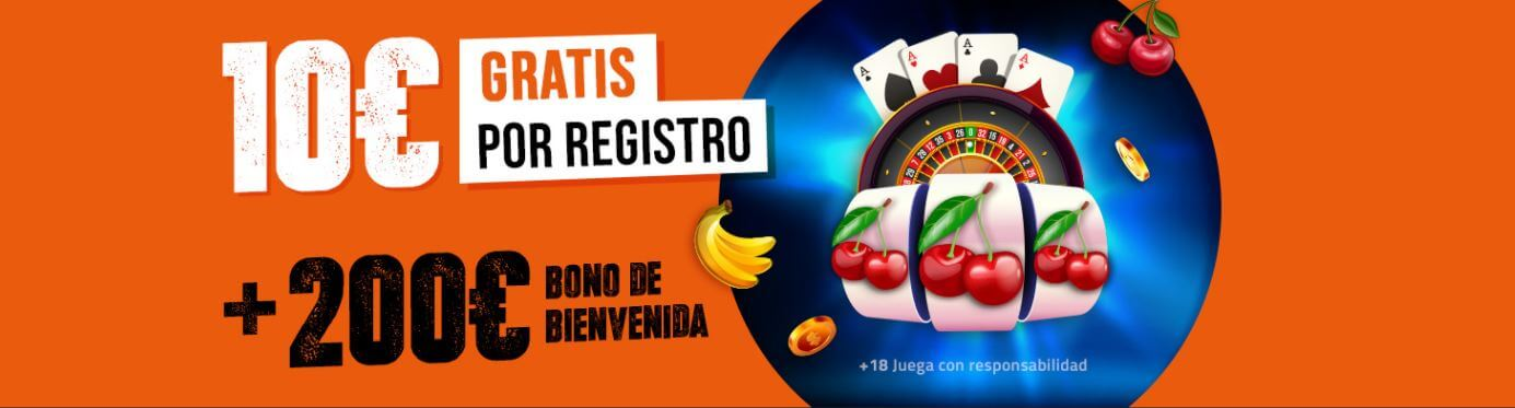 Luckia Casino: Consigue hasta 200€