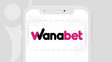"""Código Promocional Wanabet escribe """"WAN.."""""""