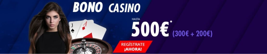 Suertia Bono de Bienvenida de Casino