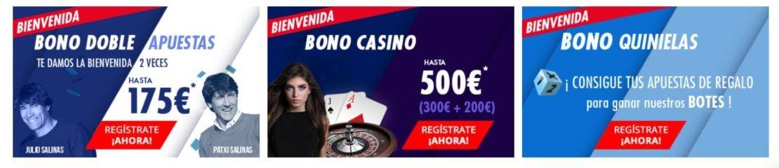 Suertia Casino Juegos