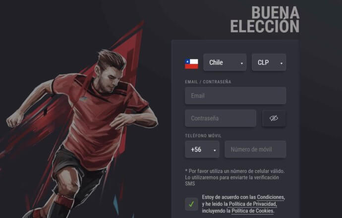 Coolbet Chile