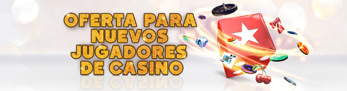 Pokerstars Oferta de Casino