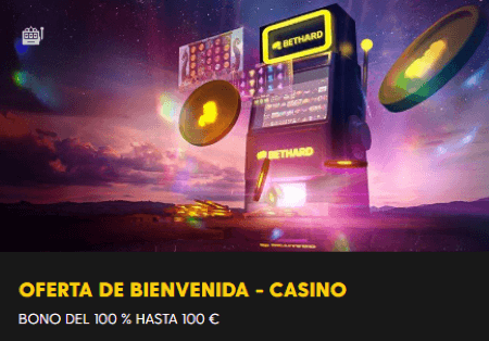 Bethard Bono de Casino