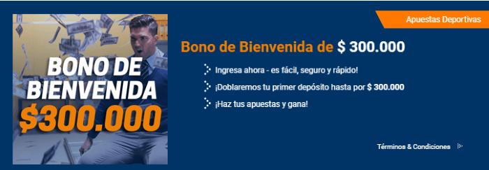 Rivalo Bono de Bienvenida