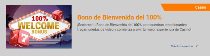 Rivalo Bono de Casino
