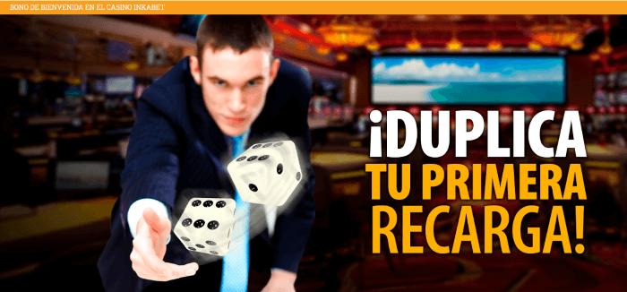 Inkabet Bono de Casino