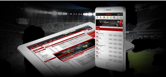 Caliente Online App