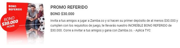 Zamba Bono Referido
