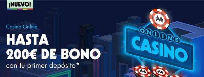 Bono de Bienvenida Monopoly Casino