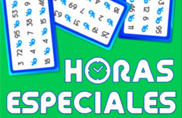YoBingo Horas Especiales