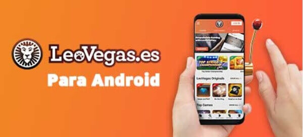 LeoVegas App Móvil
