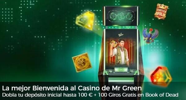 Mr Green Opiniones Sobre Bonos,