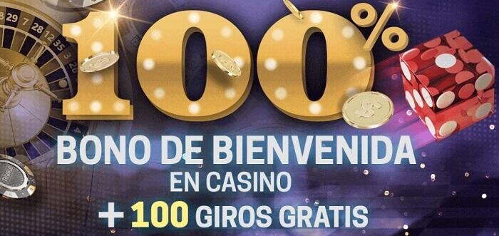 Casino Bono de Bienvenida