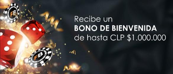 Fantasticbet Bono de Bienvenida Casino